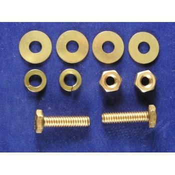 "LMH-141 Lug Mounting Hardware Kit 1/4"" X 1"", TMH-263"