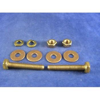 "LMH-14112 Lug Mounting Hardware Kit 1/4"" X 1 1/2"" TMH-265"