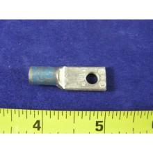 GE WP91412-L171 #6 AWG LUG 1Hole Short Barrel #10Bolt Blue W/Peep