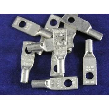 GE WP91412-L93  #10-14 STR 1 HOLE #10 Stud Copper Lugs (10 LUGS)