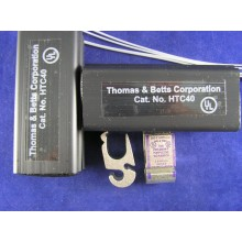 THOMAS & BETTS CHT25014-7WC H-TAP & COVER (2ea)