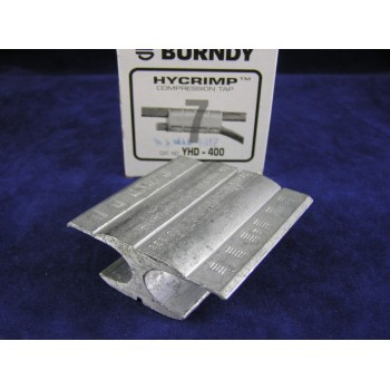 BURNDY YHD400 H-TAP, 3/0-4/0, Aluminum, (1ea)