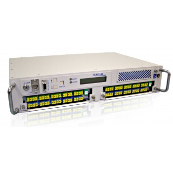 IPG PHOTONICS EAR SERIES 2 RU RACK MOUNTED MULTIPORT EDFA FOR FTTx