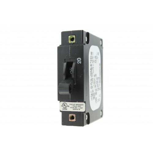 Airpax 20 Amp DC Volt Breaker IMLK1-1RS5-30625-3