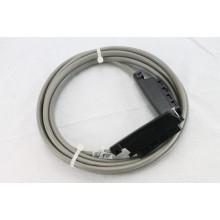 25 pair Telco Cable Cat 3 PBX AMP RJ21 10 FT F/F