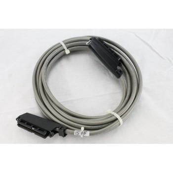 25 pair Telco Cable Cat 3 PBX AMP RJ21 15 FT F/F