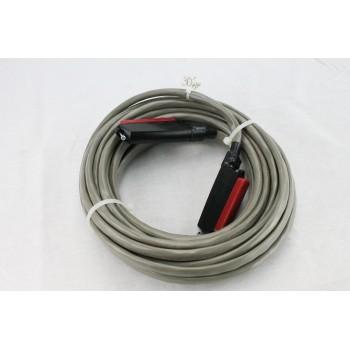 25 pair Telco Cable Cat 3 PBX KSU RJ21 30 FT F/F