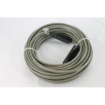 25 pair Telco Cable Cat3 PBX KSU RJ21 60 FT F/F