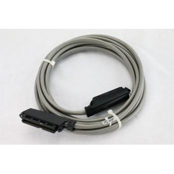 25 pair Telco Cable Cat 3 PBX AMP RJ21 15 FT F/M