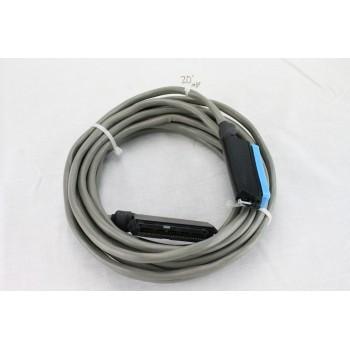 25 pair Telco Cable Cat 3 PBX AMP RJ21 20 FT F/M