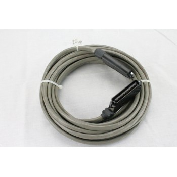 25 pair Telco Cable Cat 3 PBX AMP RJ21 25 FT F/M