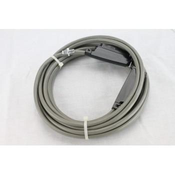 25 pair Telco Cable Cat 3 PBX AMP RJ21 20 FT M/M